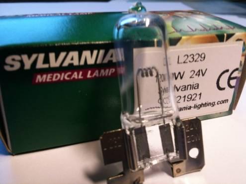 OP-Lampe 24V 120W X514, 5 Stück