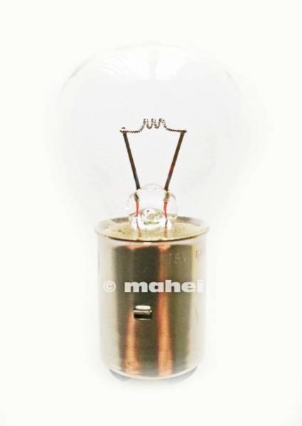 Optiklampe 15 Volt 60 Watt Ba20d