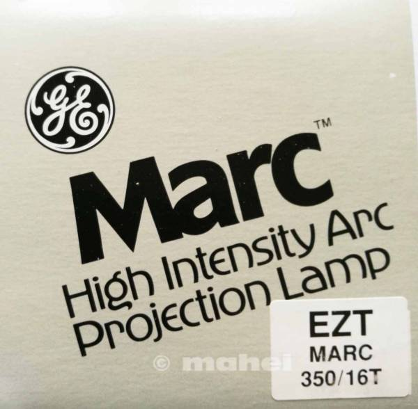 Projektorlampe MARC 350/16T GE-Lighting