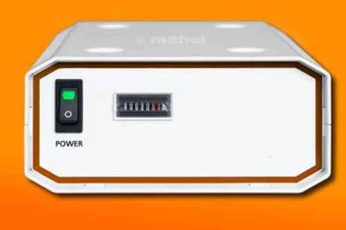 Elektr. Stromversorgung für Osram Spektrallampen