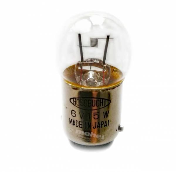 Optiklampen 6V 15W für Scheitelbrechwertmesser/ Iris-Mikroskop