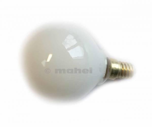 Globelampen 230V 40W E14