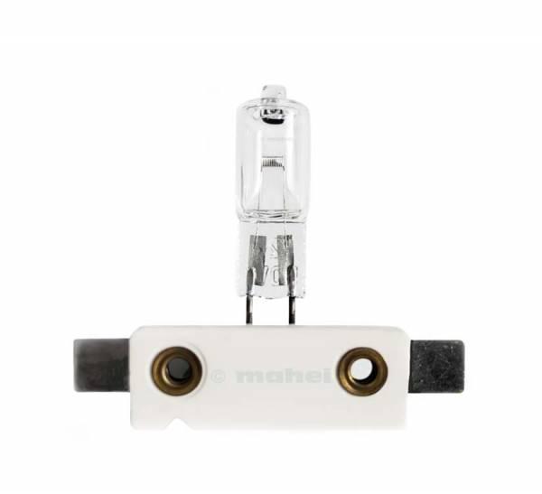 Mikroskoplampen 12V 100W, HLWS5 mit Justiersockel Zeiss 0213-940, Jenaval