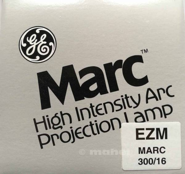 Projektorlampe Marc 300/16 GE-Lighting